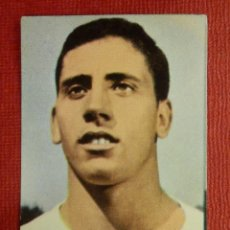 Cromos de Fútbol: CROMO - FUTBOL - CLARAMUNT - VALENCIA C.F. - FHER 1968-1969 - 68-69 - DISGRA - NUNCA PEGADO. Lote 103892511