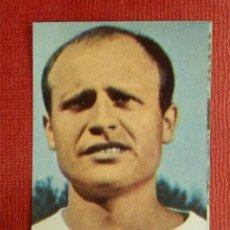 Cromos de Fútbol: CROMO - FUTBOL - GUILLOT - VALENCIA C.F. - FHER 1968-1969 - 68-69 - DISGRA - NUNCA PEGADO. Lote 103892527