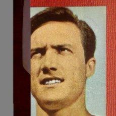 Cromos de Fútbol: CROMO - FUTBOL - ROBERTO - VALENCIA C.F. - FHER 1968-1969 - 68-69 - DISGRA - NUNCA PEGADO. Lote 103892555