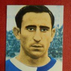 Cromos de Fútbol: CROMO - FUTBOL - ZABALLA - C.D SABADELL. - FHER 1968-1969 - 68-69 - DISGRA - NUNCA PEGADO. Lote 103892623