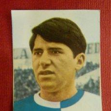 Cromos de Fútbol: CROMO - FUTBOL - CORRO - C.D SABADELL. - FHER 1968-1969 - 68-69 - DISGRA - NUNCA PEGADO. Lote 103892715