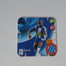 Cromos de Fútbol: SHOTS LA LIGA GREFUSA 2005 2006 - R.C.D. ESPANYOL - DOMI. Lote 103927075