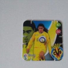 Cromos de Fútbol: SHOTS LA LIGA GREFUSA 2005 2006 - VILLARREAL C.F. - SORÍN. Lote 103927675