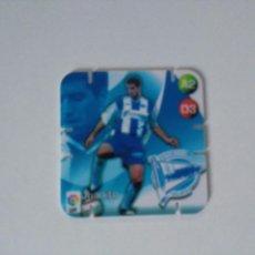 Cromos de Fútbol: SHOTS LA LIGA GREFUSA 2005 2006 - D. ALAVÉS - JUANITO. Lote 103928259