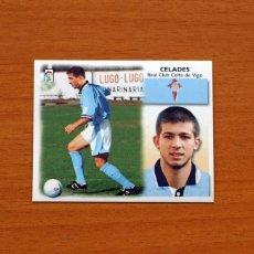 Cromos de Fútbol: CELTA - FICHAJE Nº 33 - CELADES - EDICIONES ESTE 1999-2000, 99-00 - NUNCA PEGADO. Lote 103948747