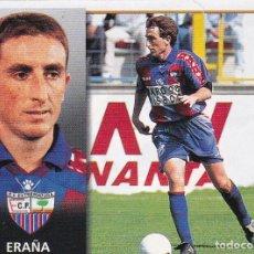 Cromos de Fútbol: ESTE 98/99 ERAÑA COLOCA CROMO MUY DIFICIL (RECORTADO/DESPEGADO). Lote 104280979