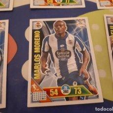 Cromos de Fútbol: MARLOS MORENO 16 17 DEPORTIVO ADRENALYN . Lote 104300211