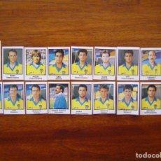 Cromos de Fútbol: CADIZ C.F. - 18 CROMOS - EQUIPO COMPLETO - PATERNINA LIGA 1991/92 91/92 . Lote 120473659