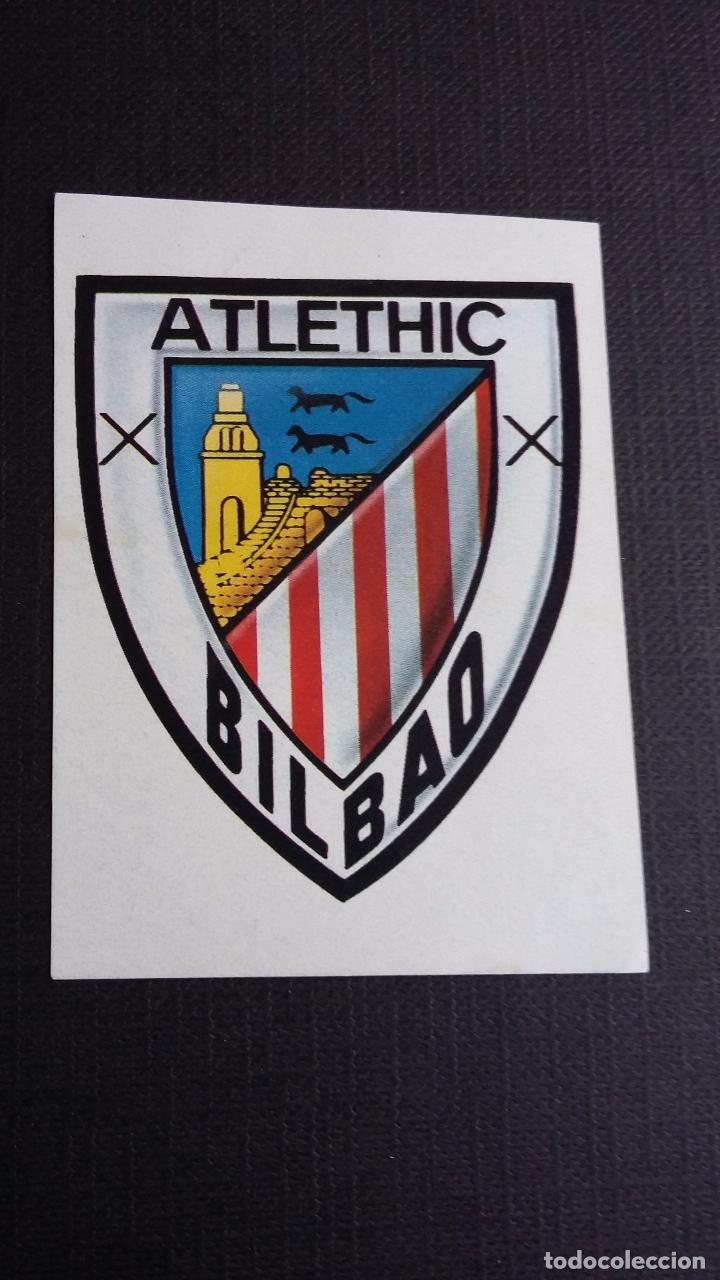 ESTE 87/88 1987 1988 - ESCUDO ATHLETIC CLUB BILBAO ( NUNCA PEGADO ) (Coleccionismo Deportivo - Álbumes y Cromos de Deportes - Cromos de Fútbol)