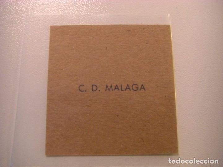 Cromos de Fútbol: ESCUDO MALAGA, CARTON CROPAN CROMOS CANO FUTBOL 83 84 CROMO NUEVO SIN PEGAR no este album - Foto 2 - 104502211
