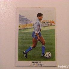 Cromos de Fútbol: FICHAJE Nº6 ERNESTO MALAGA CROPAN CROMOS CANO FUTBOL 83 84 DIFICIL CROMO SIN PEGAR NO ESTE. Lote 104503883