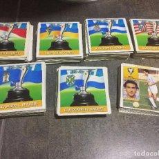 Cromos de Fútbol: LOTE CROMOS ALBUM LIGA ESTE TEMPORADA 92 93 1992 1993 BUEN ESTADO. Lote 104785463