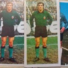 Cromos de Fútbol: 75/76 ESTE VALENCIA BALAGUER ERROR IMPRESION COLOR CESPED CAMISETA MEDIAS. Lote 105081515