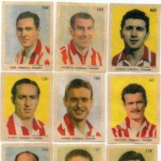 Cromos de Fútbol: GRANADA 1944, DE LA EDITORIAL SANCHEZ ROMAN, 17 CROMOS FALTA EL Nº 135. Lote 105600355