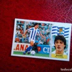 Cromos de Fútbol: BAKERO REAL SOCIEDAD ED ESTE 86 87 CROMO FUTBOL LIGA 1986 1987 TEMPORADA - SIN PEGAR - 221. Lote 105655211
