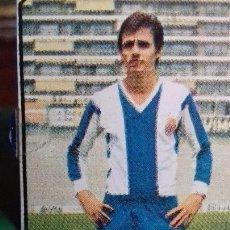 Cromos de Fútbol: EDICIONES ESTE 77-78 MOLINOS (ESPAÑOL). 1977-1978. DESPEGADO. Lote 105666507