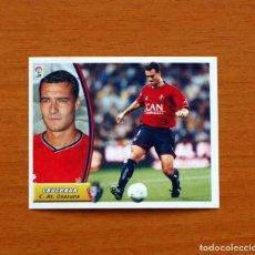 Cromos de Fútbol: OSASUNA - CRUCHAGA - EDICIONES ESTE 2003-2004, 03-04 - NUNCA PEGADO. Lote 105964139