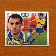 Cromos de Fútbol: VILLARREAL - QUIQUE ALVAREZ - COLOCA - EDICIONES ESTE 2000-2001, 00-01 - NUNCA PEGADO. Lote 105990708