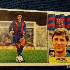 Cromos de Fútbol: 86/87 ESTE. BARCELONA URBANO . Lote 106103875