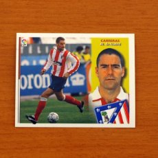 Cromos de Fútbol: ATLÉTICO MADRID - CARRERAS - EDICIONES ESTE 2002-2003, 02-03 - NUNCA PEGADO. Lote 222665867