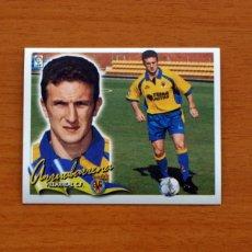 Cromos de Fútbol: VILLARREAL - ARRUABARRENA - COLOCA - EDICIONES ESTE 2000-2001, 00-01 - NUNCA PEGADO. Lote 107070043