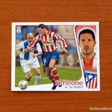 Cromos de Fútbol: ATLÉTICO MADRID - SIMEONE - EDICIONES ESTE 2004-2005, 04-05 - NUNCA PEGADO. Lote 222665665