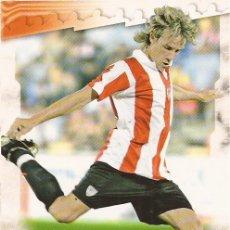 Cromos de Fútbol: 2008-2009 - 287 DAVID LOPEZ - ATHLETIC DE BILBAO - MUNDICROMO LAS FICHAS DE LA LIGA. Lote 214010680