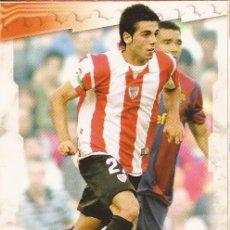 Cromos de Fútbol: 2008-2009 - 288 SUSAETA - ATHLETIC DE BILBAO - MUNDICROMO LAS FICHAS DE LA LIGA. Lote 214010681