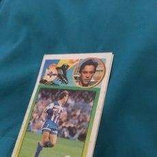 Cromos de Fútbol: MARIANO 1993 1994 ESTE 93 94 Y SERNA. Lote 107309312