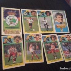 Cromos de Fútbol: SOLAETA 1993 1994 ESTE 93 94 NUEVO. Lote 107315267