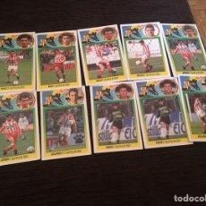Cromos de Fútbol: ABELARDO 1993 1994 ESTE 9394 NUEVO. Lote 107315388