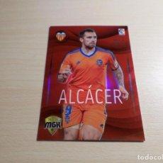 Cromos de Fútbol: MEGACRACKS 2015 2016 15 16 PANINI. ALCACER Nº 512 HEROES (VALENCIA) CROMO LIGA FÚTBOL MEGA CRACKS. Lote 119100195