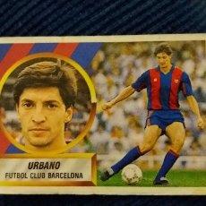 Cromos de Fútbol: 88/89 ESTE. NUNCA PEGADO BARCELONA URBANO. Lote 95908267
