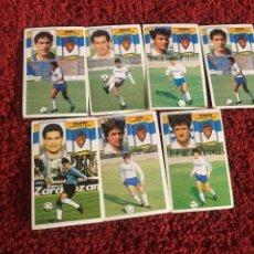 Cromos de Fútbol: GLARIA 1990 1991 ESTE 90 91 ZARAGOZA SIN PEGAR. Lote 108314907