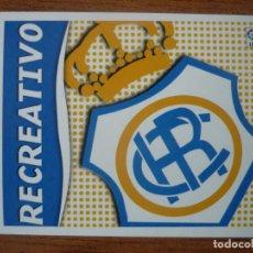 Cromos de Fútbol: ESTE 2006 2007 PANINI ESCUDO (RECREATIVO HUELVA) - SIN PEGAR - CROMO FUTBOL LIGA 06 07. Lote 218828493