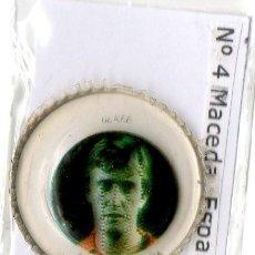 Cromos de Fútbol: CROMO CHAPA TAPON COCA-COLA FANTA ESPAÑA 1982 MUNDIAL 82 FUTBOL CUADRO DE HONOR. Lote 108360899