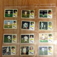Cromos de Fútbol: EDICIONES FHER 1973-74 REAL MADRID GARCIA REMON MACANAS PLANELLES PIRRI TOURIÑO AMANCIO ZOCO. Lote 108755407