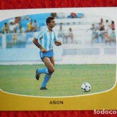 Cromos de Fútbol: AÑON C.D. MÁLAGA 84-85 ULTIMOS FICHAJES Nº 20 B CROMOS CANO 1984-85. Lote 109053631