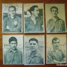 Cromos de Fútbol: OSASUNA DE PAMPLONA - 11 CROMOS DIFERENTES DICEN 1958 - 1959 ( 58 /59 ), VER LISTADO. Lote 109156191
