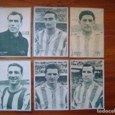 Cromos de Fútbol: GRANADA C.F. - 10 CROMOS DIFERENTES DICEN 1958 - 1959 ( 58 /59 ), VER LISTADO. Lote 109157339