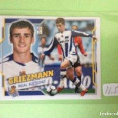 Cromos de Fútbol: ESTE - 2010-2011 - REAL SOCIEDAD - GRIEZMANN - Nº 12. Lote 109432687