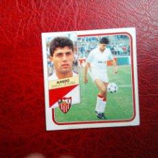 Cromos de Fútbol: NANDO SEVILLA ED ESTE 89 90 CROMO FUTBOL LIGA 1989 1990 - DESPEGADO - 935. Lote 109834571