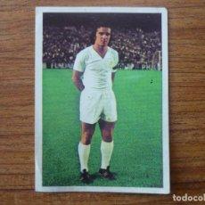 Cromos de Fútbol: FHER DISGRA LIGA 1975 1976 VITORIA (REAL MADRID) NUNCA PEGADO - CROMO 75 76. Lote 109923667