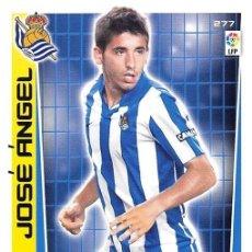 Cromos de Fútbol: 277 JOSE ANGEL REAL SOCIEDAD ADRENALYN 12/13. Lote 110007599