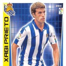 Cromos de Fútbol: 283 XABI PRIETO REAL SOCIEDAD ADRENALYN 12/13. Lote 110007767