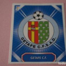 Cromos de Fútbol: CROMO DE FÚTBOL ESCUDO DEL GETAFE C.F. SIN PEGAR LIGA ESTE 2008-2009/08-09. Lote 110496863