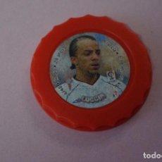 Cromos de Fútbol: TAZO DE FÚTBOL LUCCIN DEL CELTA DE VIGO Nº 24 LIGA MUNDICROMO 2004. Lote 110949519