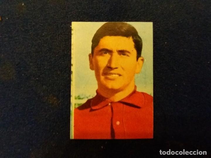 1968/69 68/69 FHER. SEGUNDA DIVISIÓN CELTA DE VIGO IBARRECHE CROMO DOBLE NUNCA PEGADO (Coleccionismo Deportivo - Álbumes y Cromos de Deportes - Cromos de Fútbol)