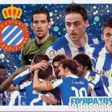 Cromos de Fútbol: 8 ESPAÑOL EQUIPAZOS ESTE 13/14. Lote 111069251