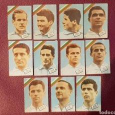 Cromos de Fútbol: FHER MUNDIAL CHILE 1962 BULGARIA 11 CROMOS DIFERENTES. Lote 111327122